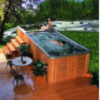 Quality Swimming spa khufu-8824spa for sale