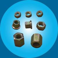 Buy cheap BOLTS STANDARD PARTS Hex Nuts from Wholesalers