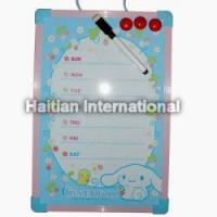 Quality Custom Printing Magnet Board Model No:WT006 for sale