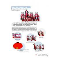 Fire fighting equipment Series portable and wheeled type fire extinguishers