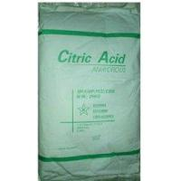 Quality food additives [Citric A] for sale