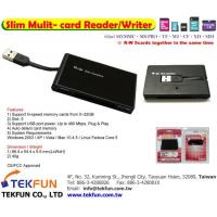 China SPC-18: 64in1 Combo Card Reader/Writer with SD/MMC + MS/PRO + TF + M2 + CF + XD + SIM on sale