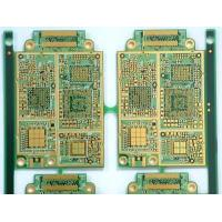 Quality 6Layer chemical gold pcb for sale