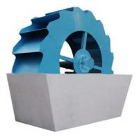 Quality Sand Machine Wheel Sand Washer for sale
