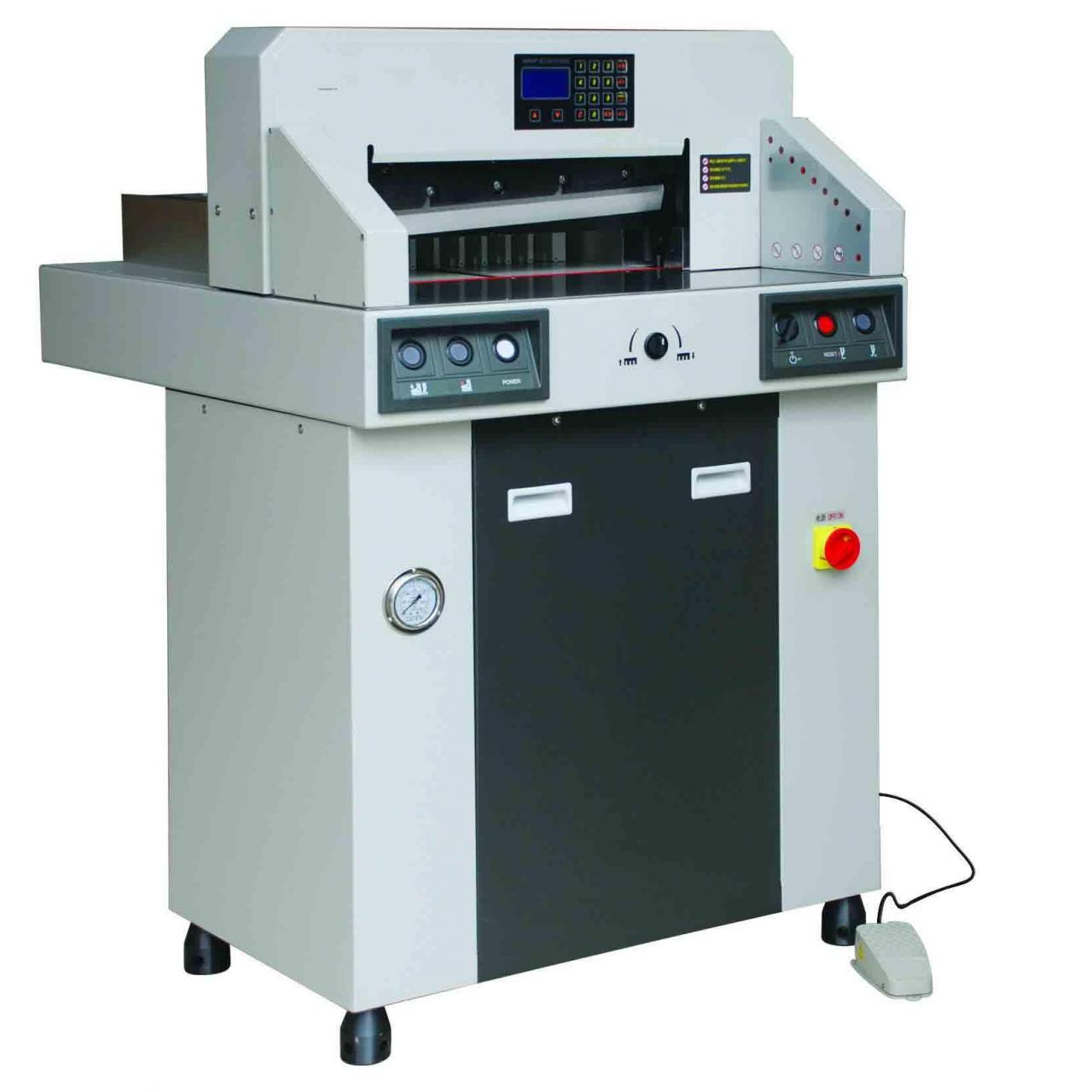 Quality LY-480HC Hydraulic Numerical-control Paper Guillotine for sale