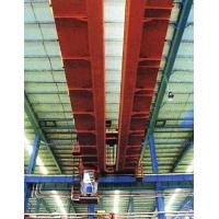 Buy cheap LH type electric gourd double-beam crane from wholesalers