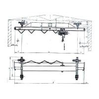 Buy cheap LX type electric single-beam suspension crane from wholesalers