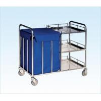 Buy cheap Stainless steel trolley for treatment from Wholesalers