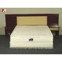 Quality Pocket Spring hotel mattress with Euro Pillow Top YM8103 for sale
