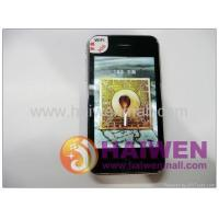Quality iPhone 3GS Compass 3.5inch Quad band style WIFI JAVA Dual SIM Mobile Phone for sale