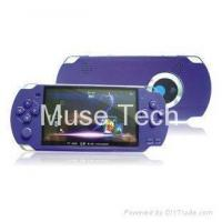 China 4.3 inch WQVGA MP5 Player PSP Game with Camera on sale