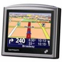 China TomTom ONE Portable GPS Vehicle Navigation System on sale