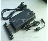 Buy cheap 90W LCD Universal laptop adapter from wholesalers