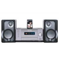 Quality DAV mini audio component system DAV-Q6-IPOD for sale