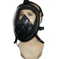 MF31-type respirator with full face mask ball type