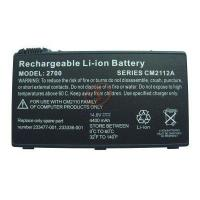 Quality Compatible Compaq Presario 2700 Laptop Battery for sale