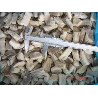 Buy cheap IQF Mushrooms IQF Oyster mushroom 2x4cm from wholesalers