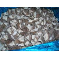 Buy cheap IQF Mushrooms IQF Shiitake Mushroom quartered from wholesalers