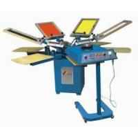 Quality SPM series Manual Textile Screen Printer for sale