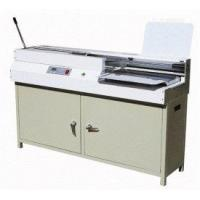 Buy cheap 800V+ Automatic Glue Binding Machine from wholesalers