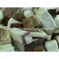 China Freeze Dried Mushroom Freeze Dried Shiitake Dices on sale