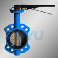 Quality RubberLinedButterflyValve for sale