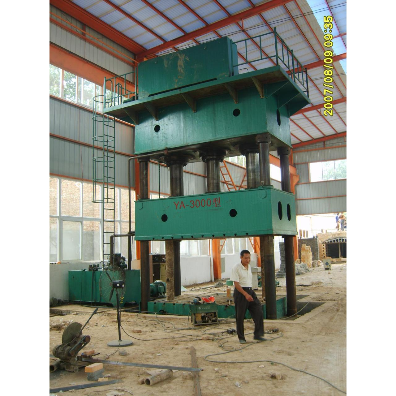 Quality Moulds Hydraulic Press for sale