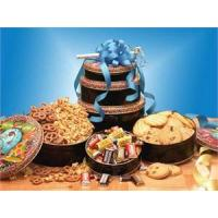 Quality Birthday Treats Gourmet Gift Tower for sale