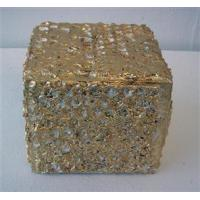 Quality Gold Cube for sale