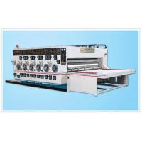 Quality SYK3350/SYK4840 multi-color printing & slotting machine for sale