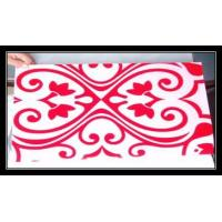 Quality flocked wallpaper: RQ 090501 for sale
