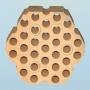 Buy Refractory Brick for Hot-blast Stove at wholesale prices