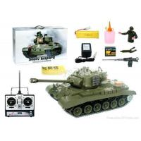 Buy cheap Snow Leopard M26 1/16th Scale RC AirSoft Smoking Tank (Sound & Smoke Effect) from wholesalers