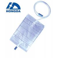 Quality urine bag (pull-push valve) for sale