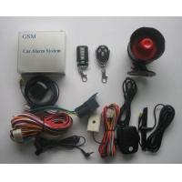 Quality GSM/GPS Car Alarm for sale