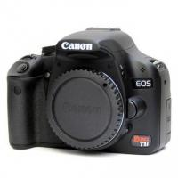Quality Canon EOS T1i 500D Digital SLR Camera +7 Lens for sale