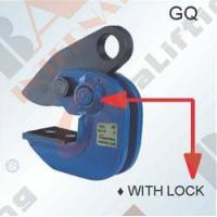 Buy cheap Horizontal Lifting Clamp----gq Type(with Lock) from Wholesalers