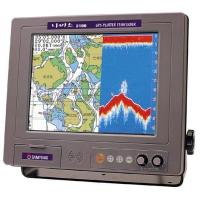 "LCD GPS /WAAS PLOTER + FISH FINDER (10.4"") NAVIS 3000/3000D"