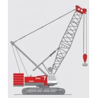 Quality Crawler Crane QUY250 for sale