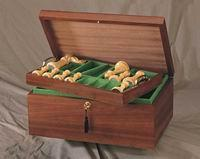Quality WOODEN BOX SERIES--chess box for sale