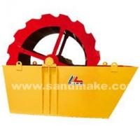 Buy cheap Wheel Type Sand Washer from Wholesalers