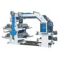 Quality Four Colors Flexography Printing Machine for sale