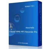 Quality Abyssmedia i-Sound WMA MP3 Recorder Professional 7.0.1 for sale