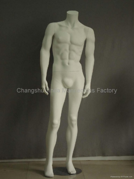 Buy male headless mannequin (M005W) M005W at wholesale prices