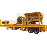Buy cheap ISO Approved Mobile Cone Crusher from Wholesalers