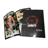 Quality Printing & flash,tattoo book Yuqi for sale