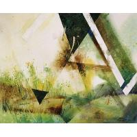 Quality Abstract Landscape No.2 for sale