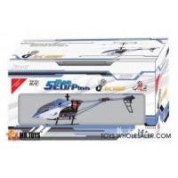 Quality 3 channel RC Helicopter,Blue scorpion for sale