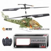 Quality 3 channel RC Helicopter,mini apache for sale