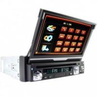 Quality GPS Car DVD with DVB-T and Bluetooth (1-DIN) $285.00 for sale